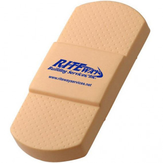 Adhesive Bandage Stress Relievers