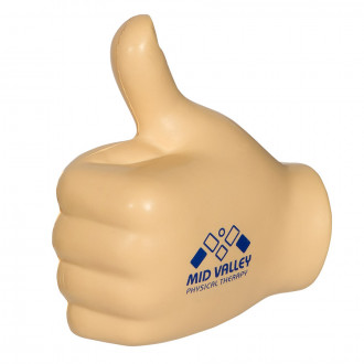 Hand Thumbs Up Stress Relievers