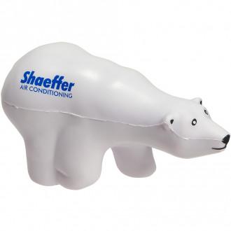 Polar Bear Stress Relievers