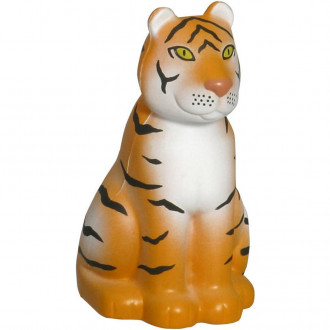 Sitting Tiger Stress Relievers