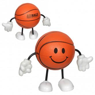 Basketball Figure Stress Relievers