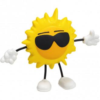 Cool Sun Figure Stress Relievers
