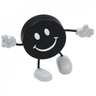 Hockey Pucks Figure Stress Relievers