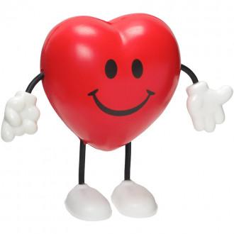 Valentine Heart Figure Stress Relievers