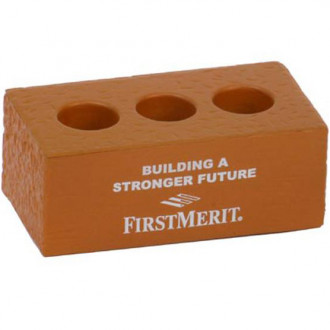 Brick With Holes Stress Relievers