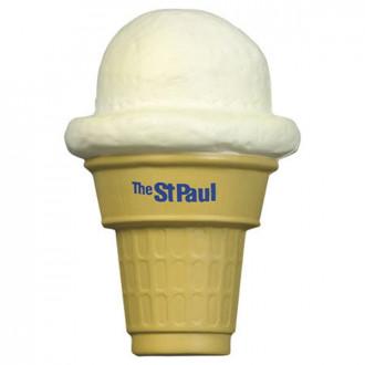 Ice Cream Cone Stress Relievers