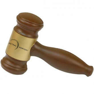 Gavel Stress Relievers