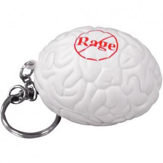 Brain Key Chains Stress Relievers