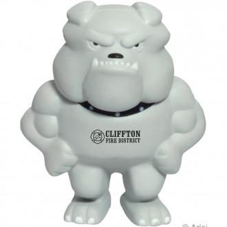 Bulldog Mascot Stress Relievers