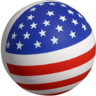Patriotic Stress Ball Stress Relievers