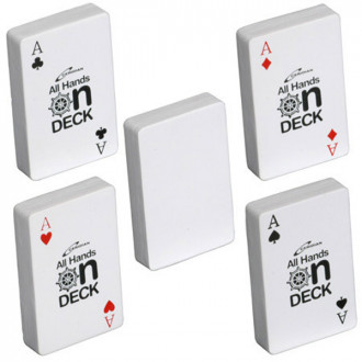 Deck of Cards Stress Relievers