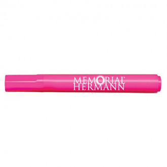 Fluorescent Barrel Jumbo Highlighters With Broad Chisel Tip