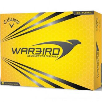 Callaway Warbird Custom Golf Balls - Dozen