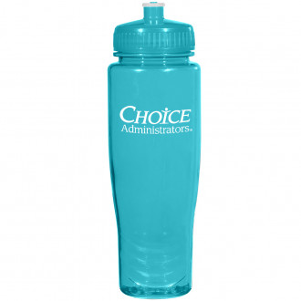 Poly-Clean 28 Ounce Plastic Bottles