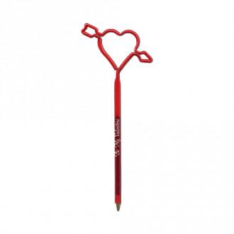 InkBend - Heart with Arrow Pens