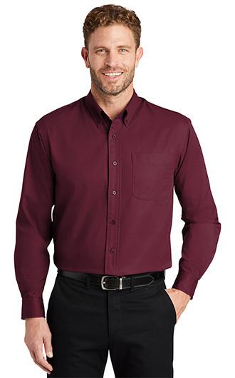 Long Sleeve SuperPro Twill Shirts
