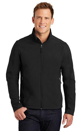 Men's Core Soft Shell Custom Jackets - Port Authority