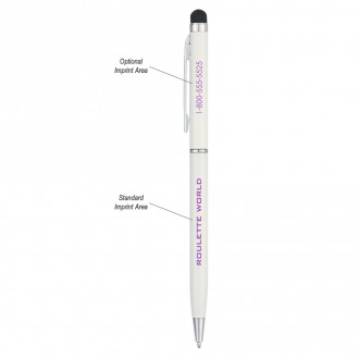 Newport Ballpoint Pens With Stylus