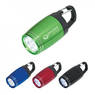 6 LED Aluminum Clips Lights