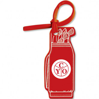 Bag & Luggage Tags - Golf Bags - Spot Color