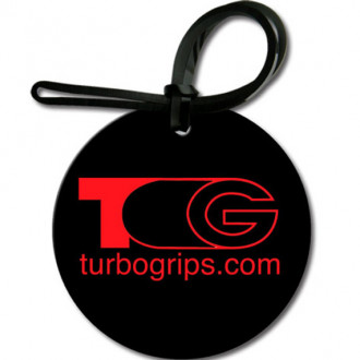 Bag & Luggage Tags - Large Round - Spot Color