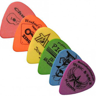 GrippX - Colored Guitar Pick