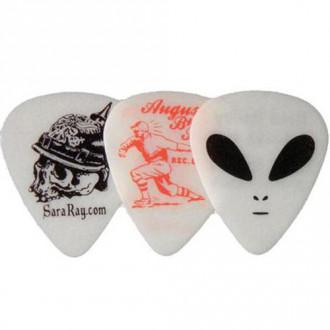 Glow Gripp Celluloid Guitar Pick