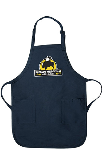Gourmet Apron with Pockets - Dark Colors