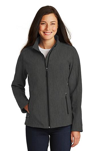 Women's Core Soft Shell Custom Jackets - Port Authority