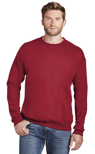 Hanes Ultimate Cotton - Crewneck Sweatshirts
