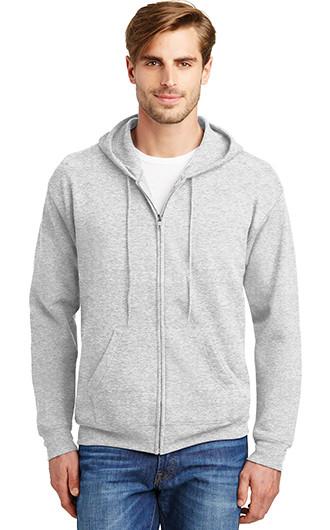 Hanes - Comfortblend EcoSmart Full-Zip Hooded Sweatshirts