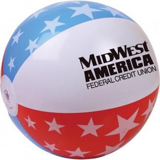 USA Beach Balls 16