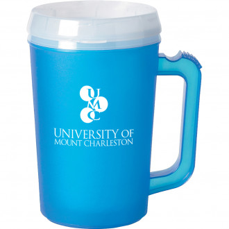 22 Oz. Thermo Insulated Mugs