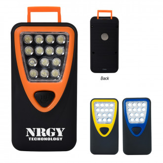 Rubberized Working Lights With Heavy Duty Magnet