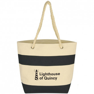 Cruising Totes With Rope Handles