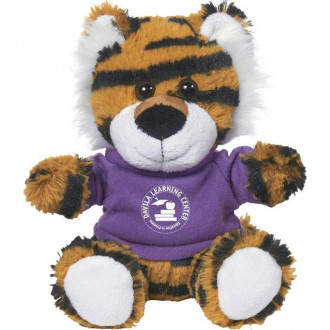 Terrific Tiger with Shirts 6