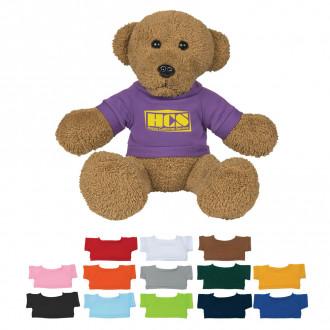 OLE' Time Rag Bear with Shirts 8.5
