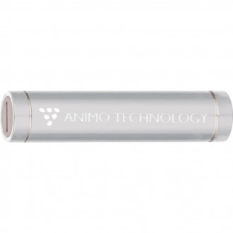 Round Portable Aluminum Chargers