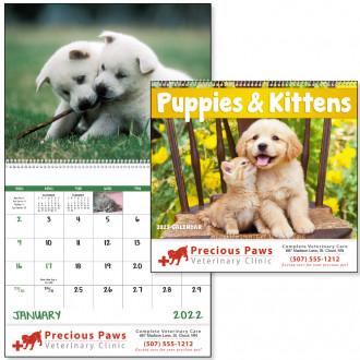 Puppies & Kitstens - Spiral