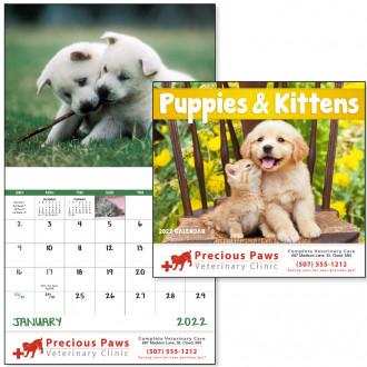 Puppies & Kitstens - Stapled