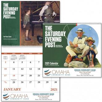 The Saturday Evening Post - Spiral Calendars