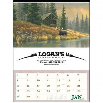 Wildlife Art by the Hautman Brothers Calendars