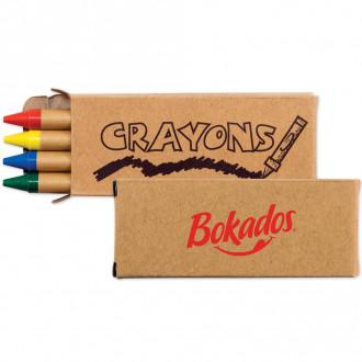 4 Packs Crayons