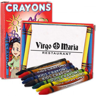 8 Packs Crayons