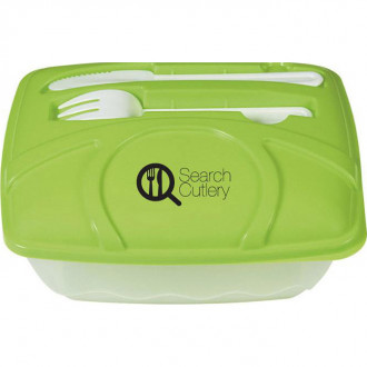 Wave Lunch Containers