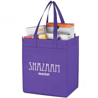 Market Non-Woven Shopper Totes