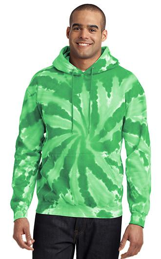 Port & Company Essential Tie-Dye Pullover Hooded Sweatshirts