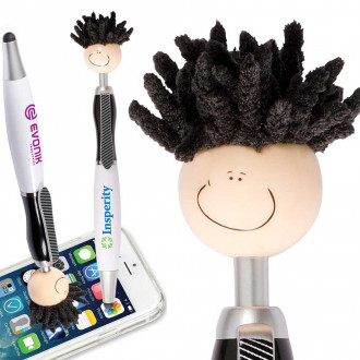 MopTopper Screen Cleaner with Stylus Pens