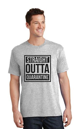 Straight Outta Quarantine-M