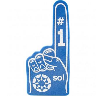 16in. Foam Cheering Hand